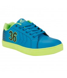 Vostro B166 Peacock Green Men Casual Shoes VSS0146